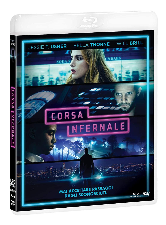Corsa Infernale -Combo- (Br+Dv)