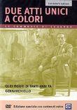 2188720-Due-Atti-Unici-A-Colori-Coll-Ed-Le-Commedie-Di-Eduardo-DVD-x-1