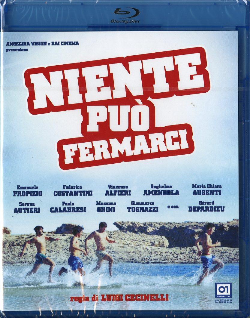 111428-Niente-PuA-A-Fermarci-Blu-Ray-x-1-Nuevo-Importacion-italiana