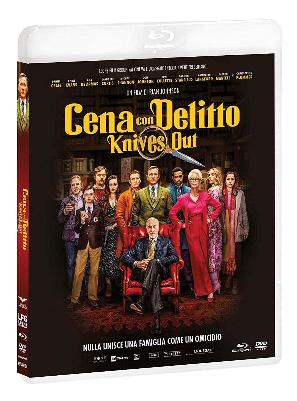 Cena Con Delitto (Combo) (Br+Dv)
