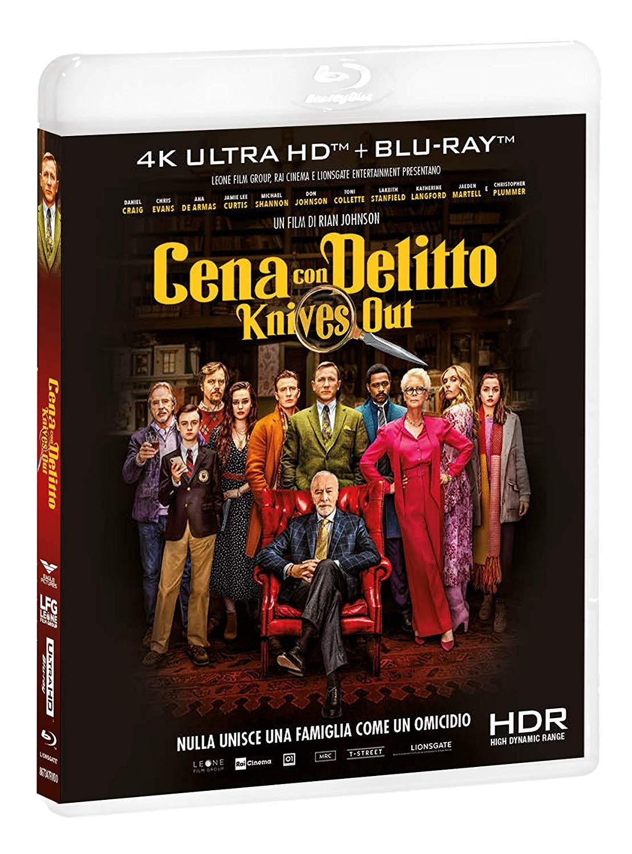 Cena Con Delitto (4K+Br)