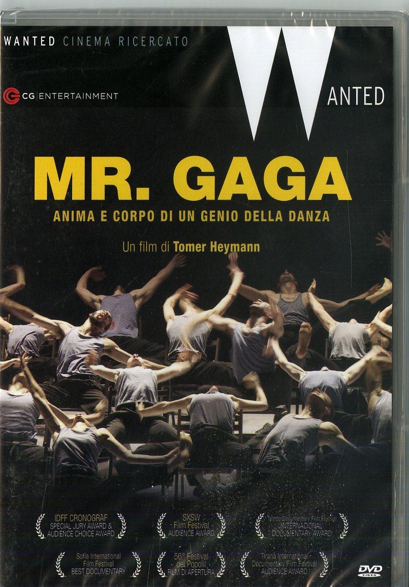 Mr Gaga