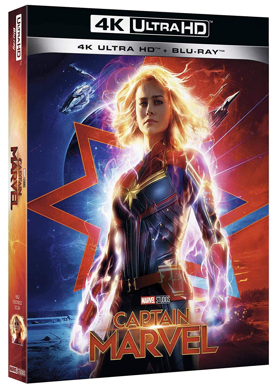 Captain Marvel (4K+Br)