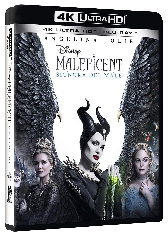 Maleficent - Signora Del Male (4K+Br)