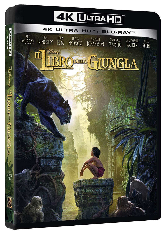 Libro Della Giungla L/A (4K+Br)