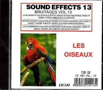 Sound Effects -Bruiaege