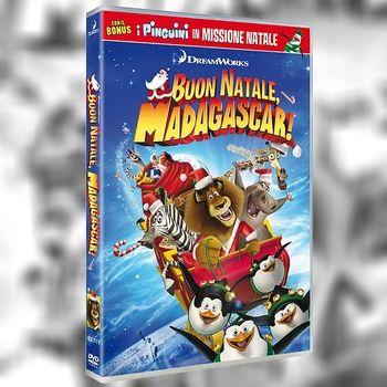 Buon Natale Madagascar.Hello Kitty Buon Natale Un Regalo Per Babbo Natale