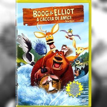 Boog & elliot a caccia di amici 3d