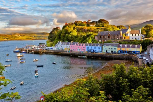 Scotland-town