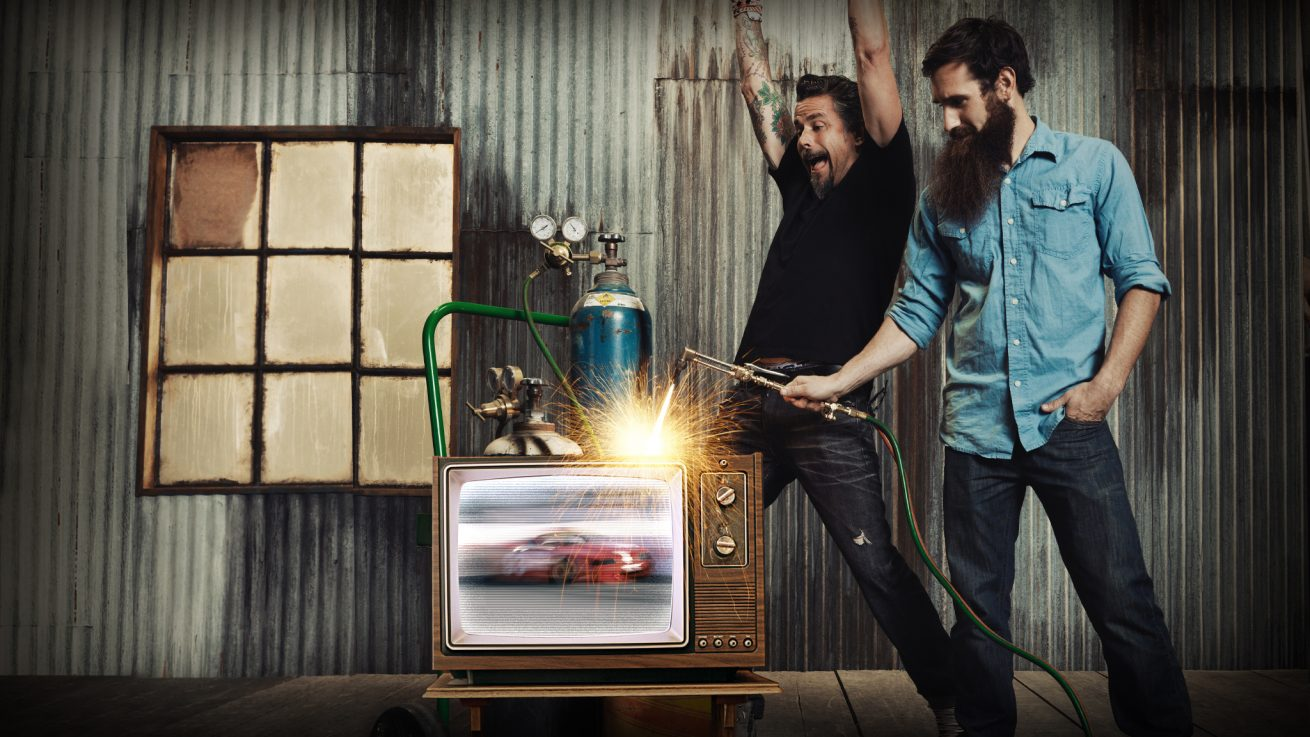 Fast N' Loud: Demolition Theatre - Discovery UK