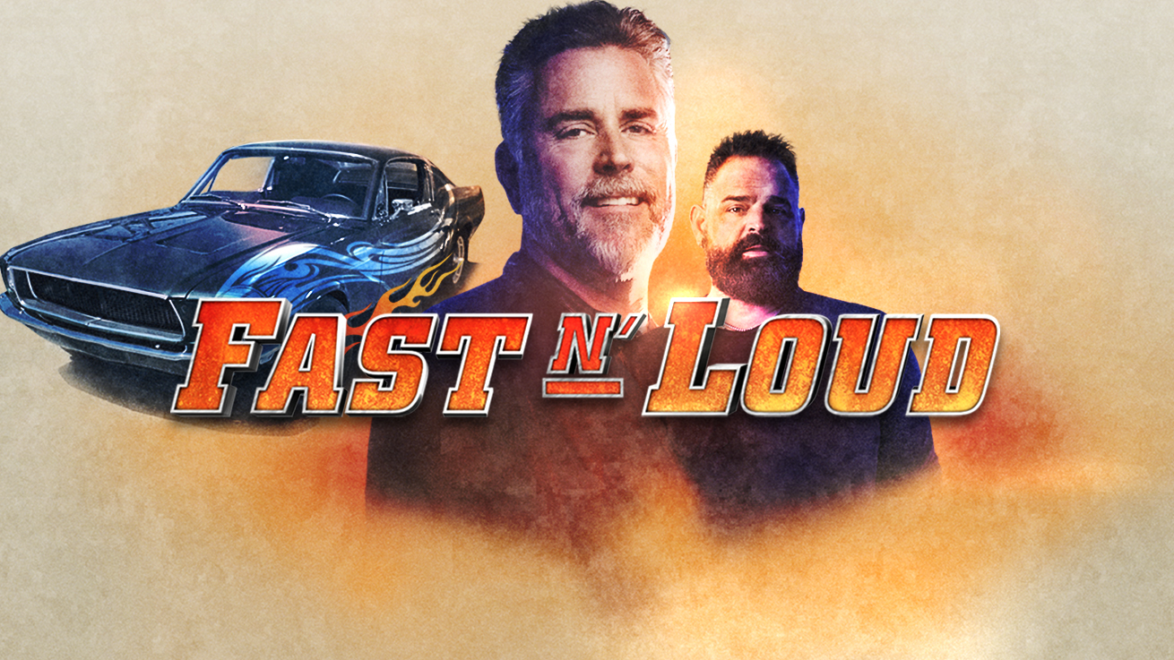 Fast N' Loud - Discovery UK