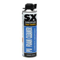 SX PU Foam Cleaner