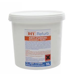 Anti-Fungal Masonry Paint