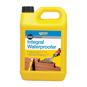 202 Integral Waterproofer