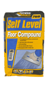 708 Self Levelling Compound