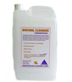 Biocidal Cleanser Concentrate