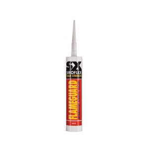 SX Flameguard Intumescent Acoustic Sealant