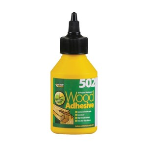 502 All Purpose Weatherproof Wood Adhesive
