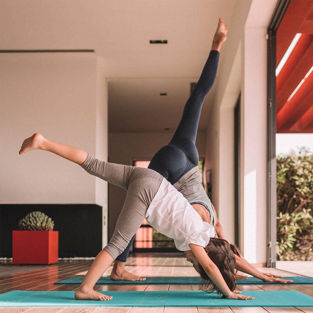 Una clase de Yoga infantil en Almería | Decathlon