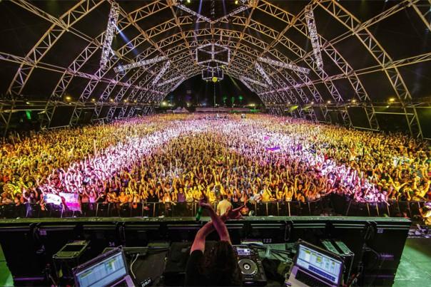 Festivals de musique et audition