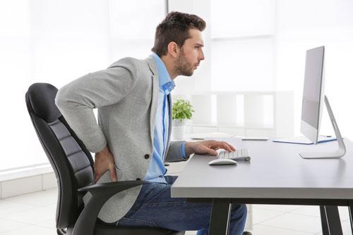 Doctips : Prévenir des douleurs du dos au bureau