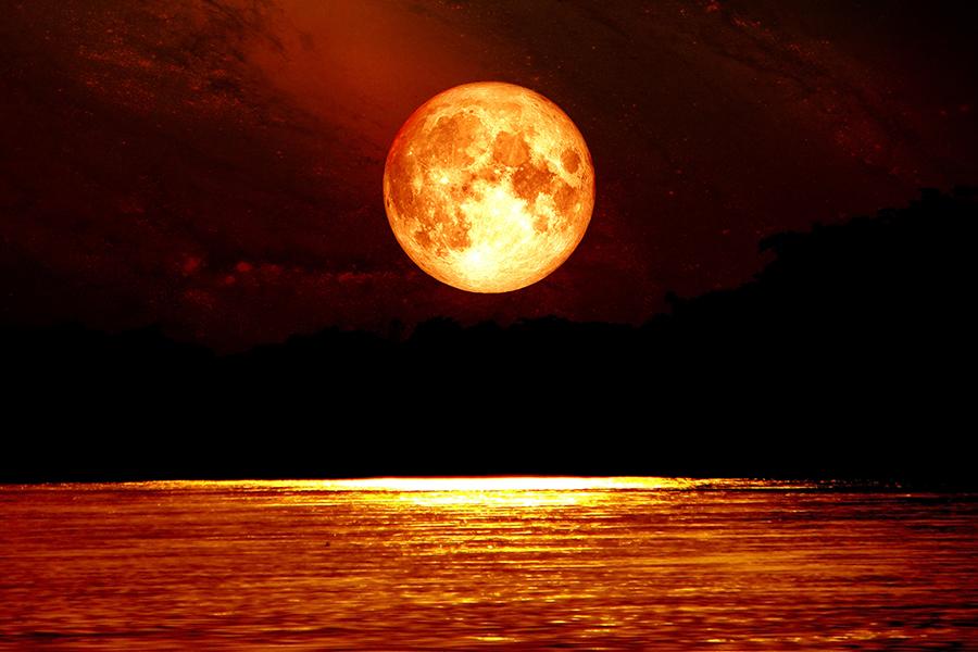 Eclipsede lune: un phénomène à ne pas manquer le 27 juillet!