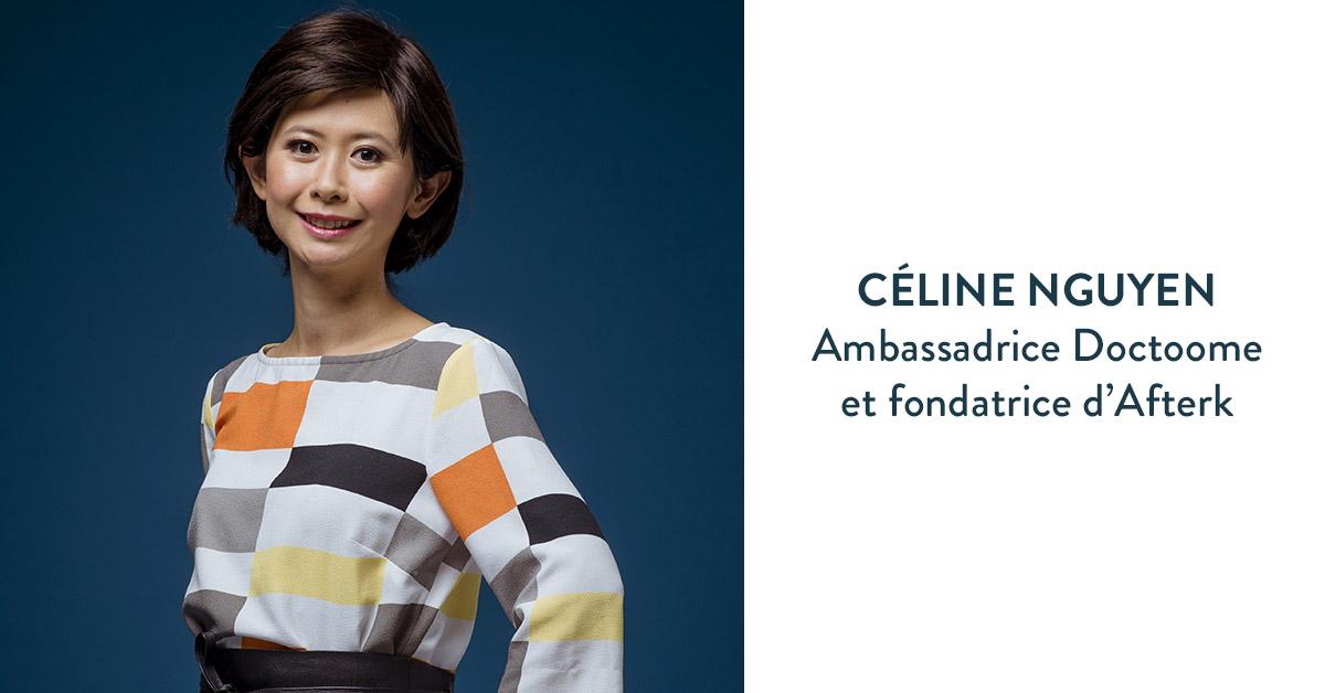 """""""La vie après la survie"""", rencontre avec Céline Nguyen, fondatrice d'Afterk"""