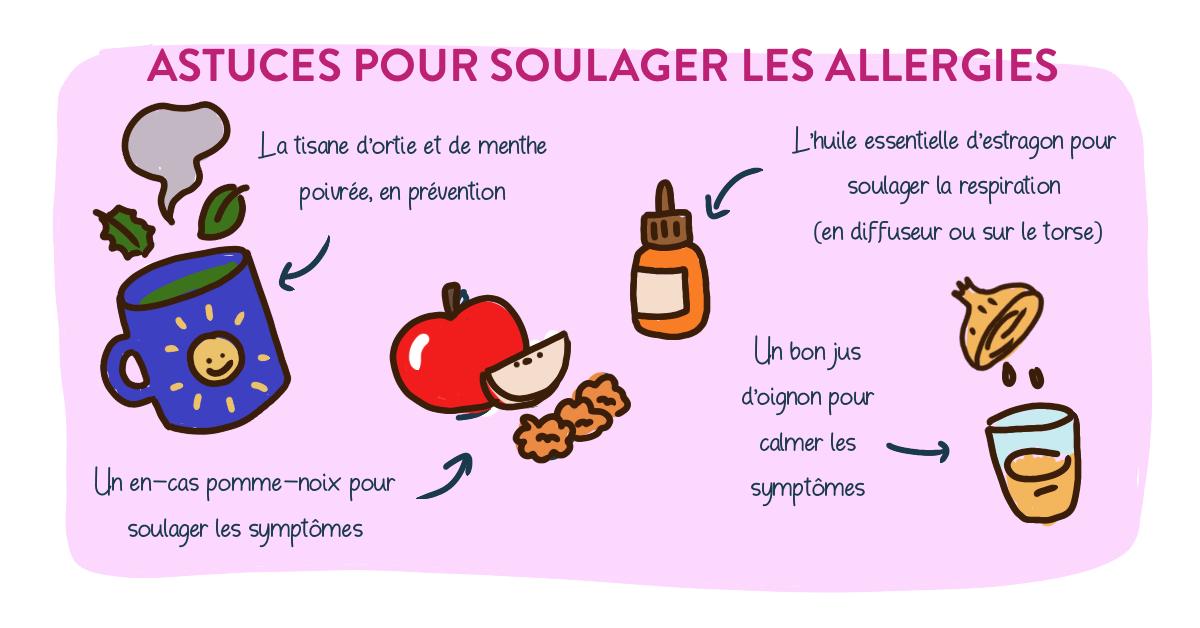 Allergies saisonnières, c'est fini (ou presque)