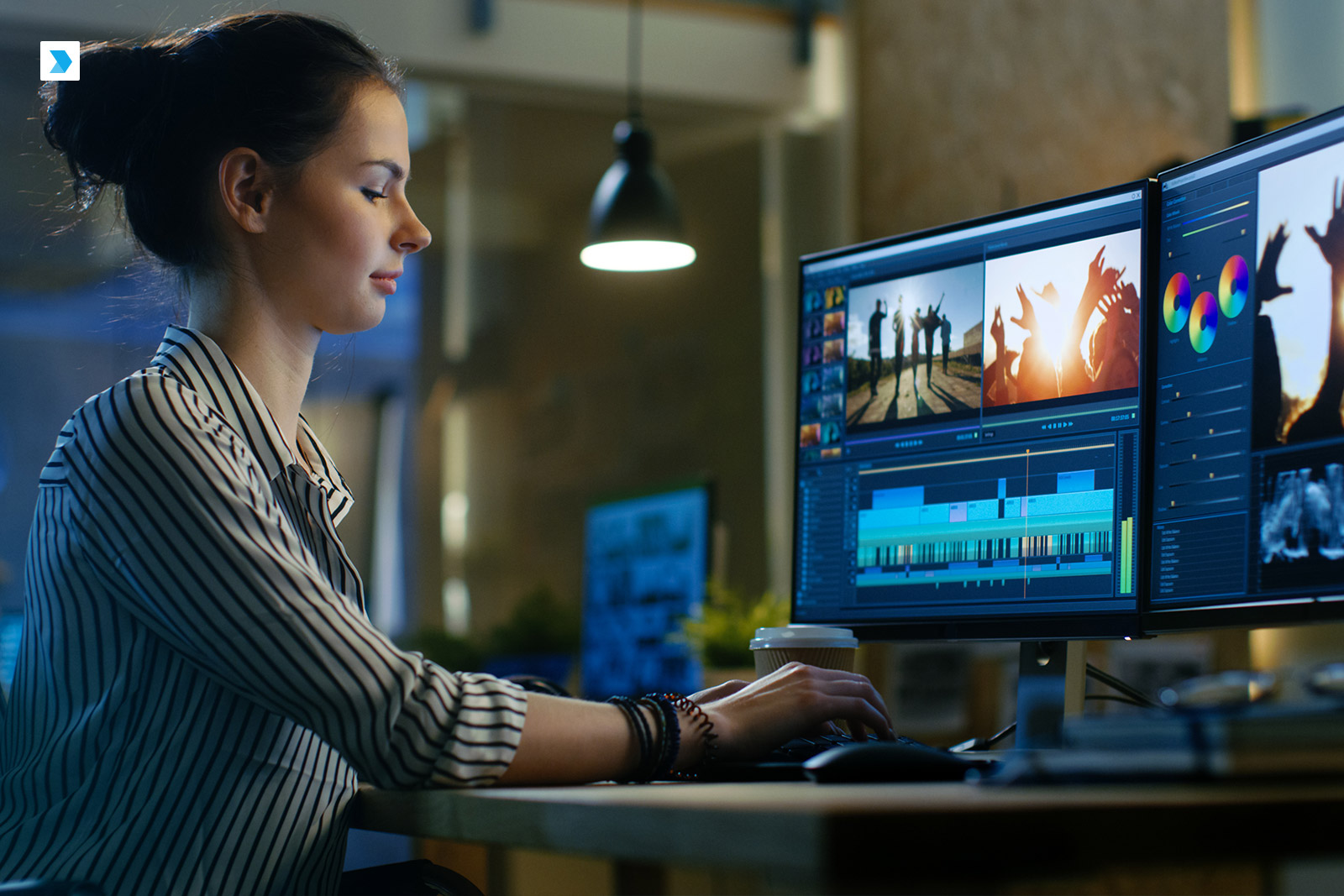 Top 10 Video Editing Tools for Small Business