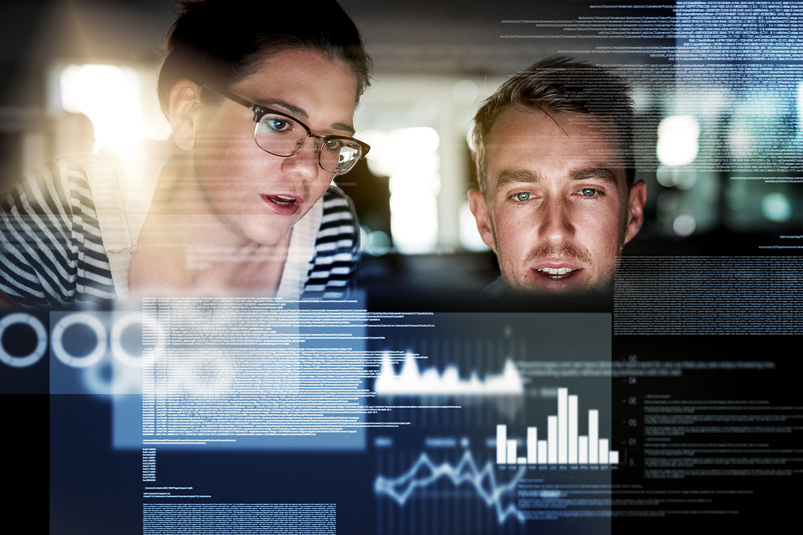 How 4 Industries are Navigating Digital Transformation
