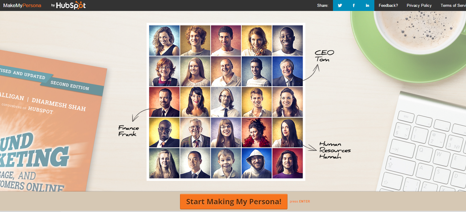 Get to Know Your Customers With HubSpot's [Free] Make My Persona Tool