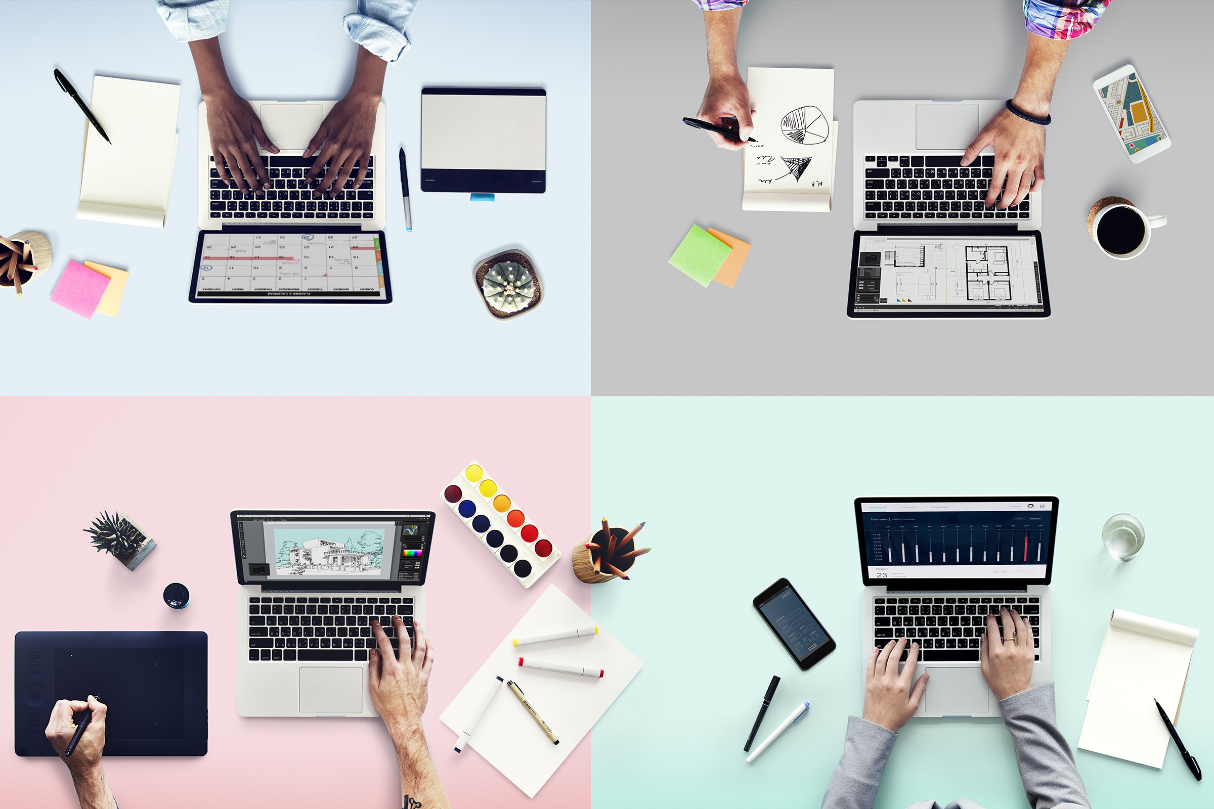 What Does Tomorrow's Marketing Dream Team Look Like?