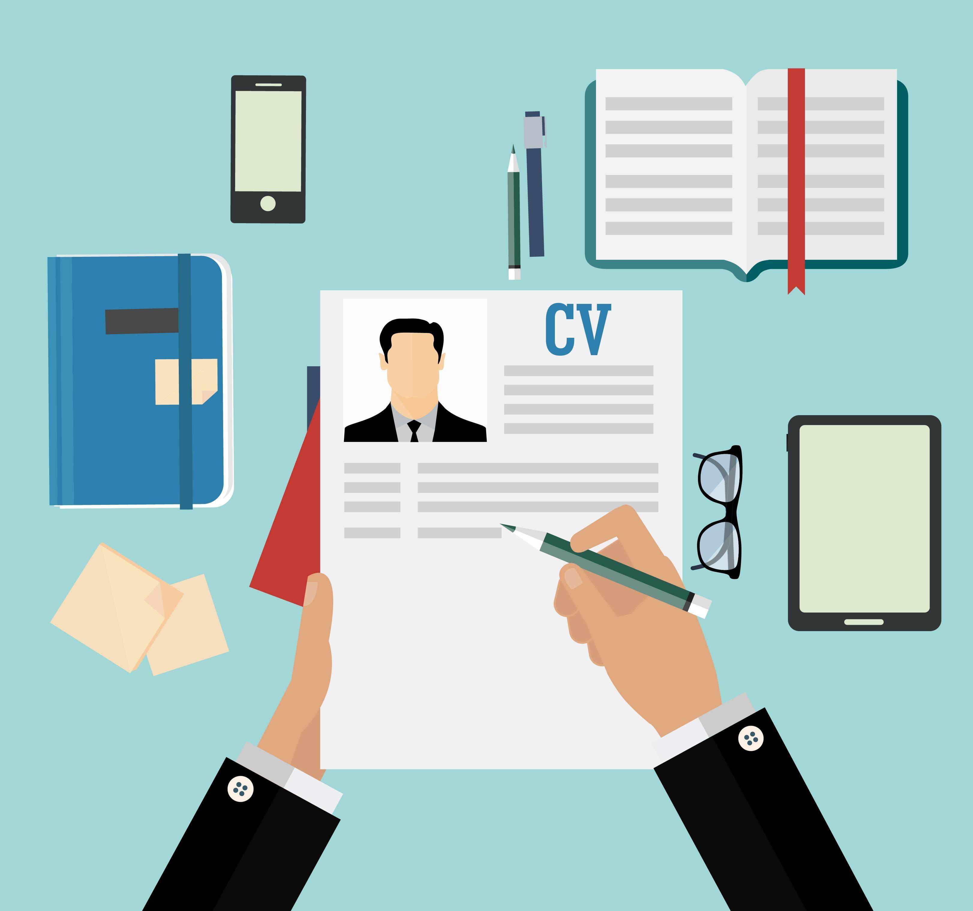 The Digital Marketing CV of Every Recruiter's Dreams