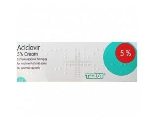 Aciclovir cream