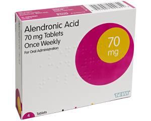 Acide alendronique