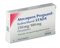 Atovakvon-Proguanil