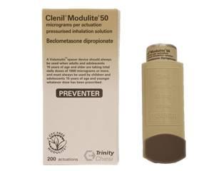 Clenil Modulite