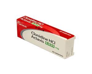 Clonidine