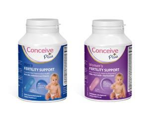 Conceive Plus Fertility Support