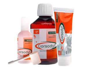 Corsodyl
