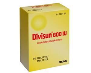 divisun 800 ie tabletten
