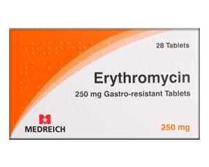 Erytromycyna