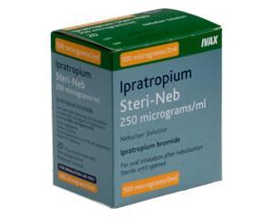 Ipratropium Steri-Neb