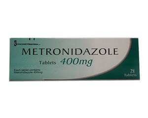 Metronidazol tablet