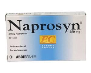 Naprosyn (naproxen)