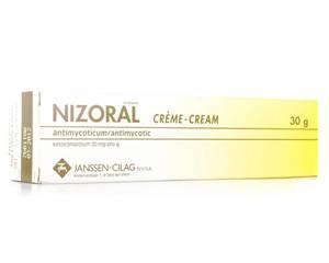 Nizoral (ketokonazol)
