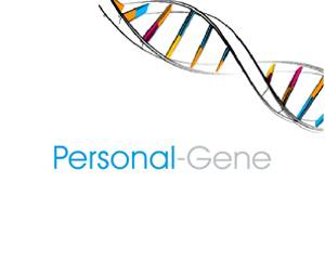 Personal-Gene DNA-Analyse