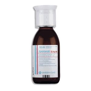 Itraconazol (Trisporal)
