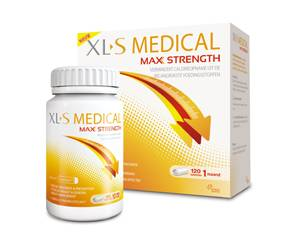 XL-S Medical Max Strength