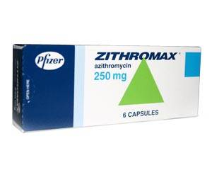 Zithromax (Azithromycine)